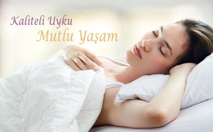 Kaliteli Uyku, Mutlu Yaşam