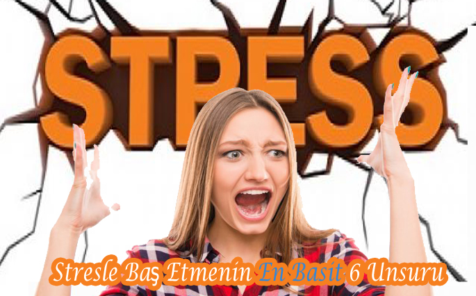 Stresle Baş Etmenin En Basit 6 Unsuru