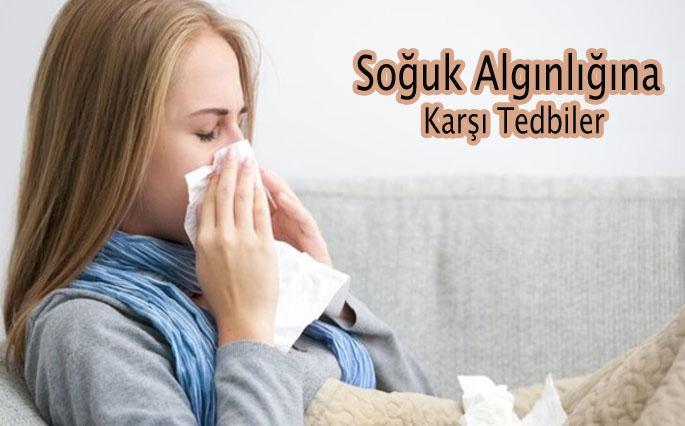 Soğuk Algınlığına Karşı Tedbirler
